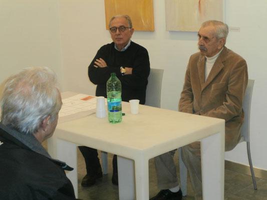 Stefano Soddu, Miklos Varda e pubblico