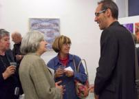 """Vernice della mostra """"ALBA SAVOI. S-velare scritture 2005 – 2009"""""""