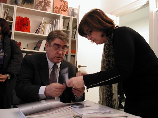 Giorgio Bonomi e Gabriella Brembati