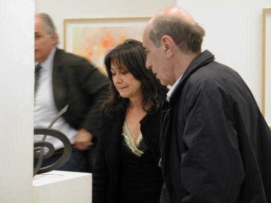Alessandra Bonoli e Alberto Veca