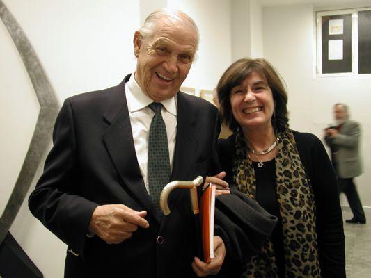 Valentino Vago e Gabriella Brembati