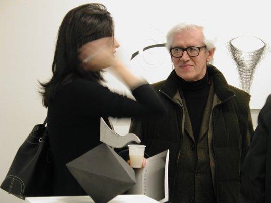 Vernissage: Giovanna Fra e Adalberto Borioli