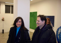 Stefania Dalla Torre e Giorgio Celon