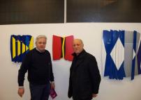 Gianfranco Nicolato e Roberto Vecchione