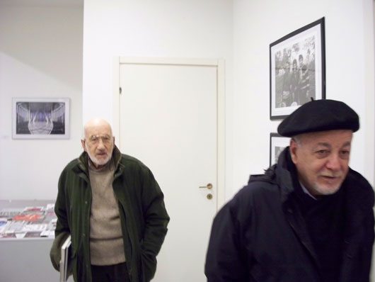 Gianni Barengo Gardin e Francesco Radino