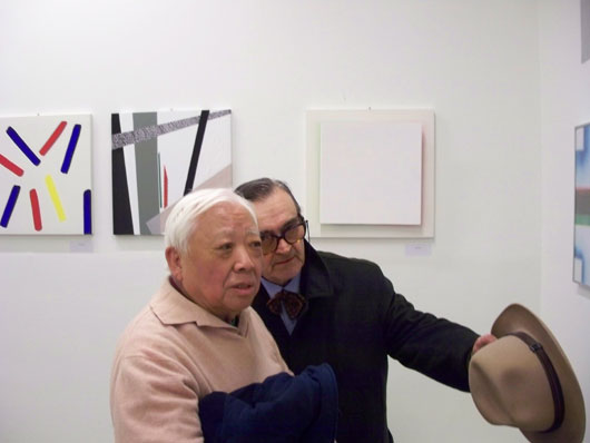 Ho Kan e Orasio Bacci