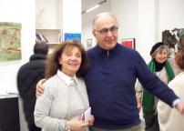 Sandra Nava e Stefano Soddu