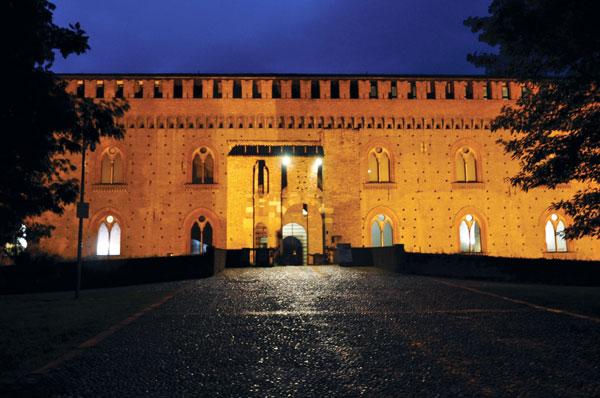 Castello Visconteo e sede dei musei di Pavia