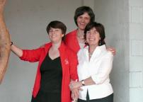 Valeria Vaccari, Irina Schwarz, Gabriella Brembati