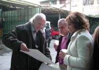 Mario De Biasi e Angelo Mereu