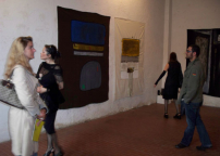 """Vernissage della mostra """"ECCOMI"""" di Marilù Cattaneo"""