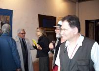 Sergio Dangelo, Cristina Rossi, Giorgio Celon