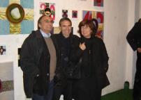 Giorgio Seveso, Pino Lia, Gabriella Brembati