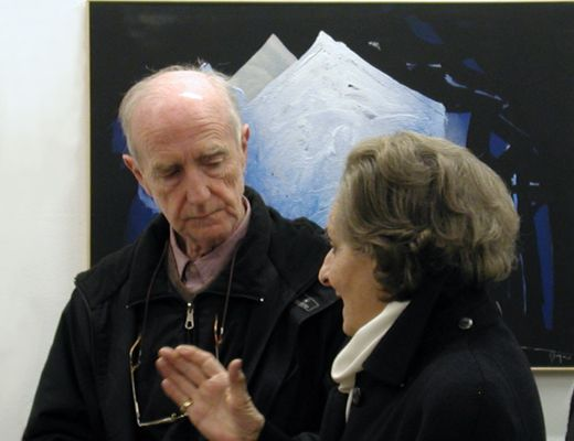 Vernissage: Pierantonio Verga e Rosanna Forino