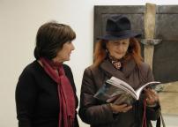 Vernissage: Gabriella Brembati e Mariangela De Maria