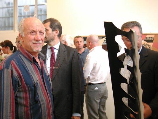 Vernissage: Roberto Vecchione
