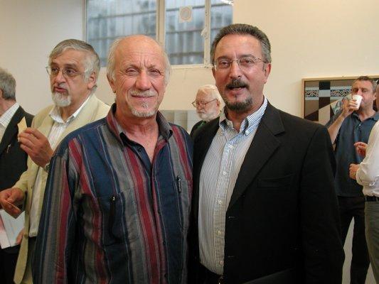 Roberto Vecchione e Lucio Perna