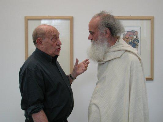 Arnaldo Pomodoro e Coletta
