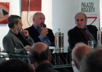 Roberto Mutti, Giovanni Boglietti, Claudio Rizzi (foto G.R.)