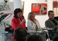 Roberto Mutti, Giovanni Boglietti, Claudio Rizzi e Angelo Mistrangelo (foto G.R.)