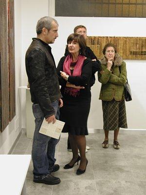 Bruto Pomodoro, Gabriella Brembati e Amina Redaelli