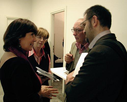 Gabriella Brembati, Fernanda Fedi, Gino Gini, Giorgio Zanchetti