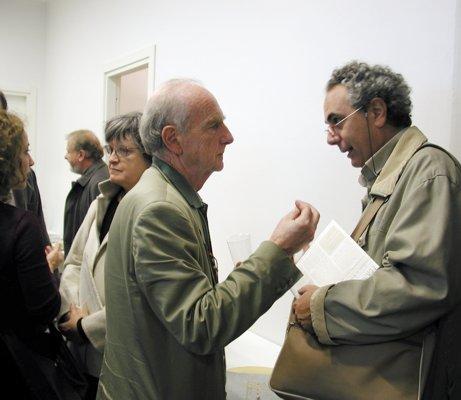 Vernissage: Pierantonio Verga e Antonio Pizzolante