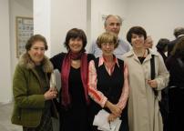 Amina Redaelli, Gabriella Brembati, Fernanda Fedi, Valeria Vaccari