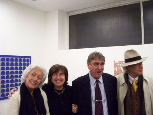 P.Mattioli, G. Brembati, G.Bonomi, Pino Pinelli