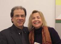 Francesco Cucci e Cristina Rossi