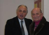 Gianetto Bravi e Stefano Soddu