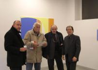 Simone Bech, Gualtiero Moncenni, Claudio Rizzi e Francesco Cucci