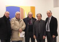 Simone Bech, Gualtiero Moncienni, Claudio Rizzi, Francesco Cucci e Stefano Soddu
