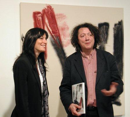 Vernissage: Giovanna Fra e Claudio Cerritelli