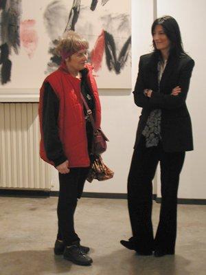 Vernissage: Lucia Pescador e Giovanna Fra