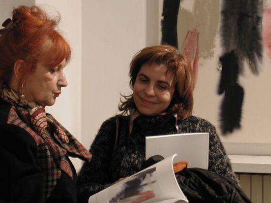 Vernissage: Mariangela De Maria e Grazia Gabbini