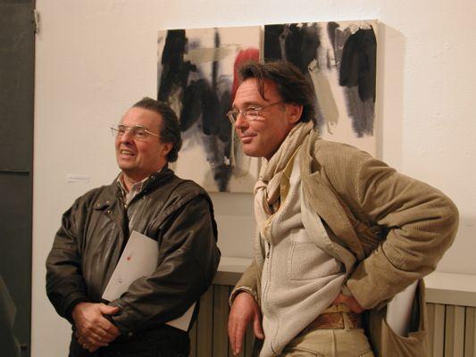 Vernissage: Mario Raciti e Alberto Barbieri