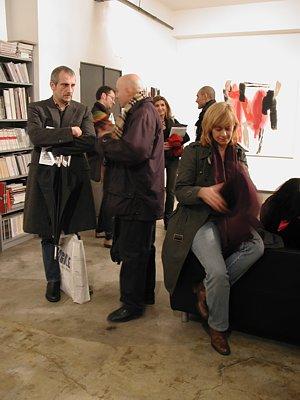 Vernissage: Bruto Pomodoro, Carmine Caputo, Marilù Cattaneo