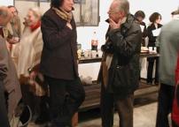 Vernissage: Claudio Cerritelli, Enrico Cattaneo