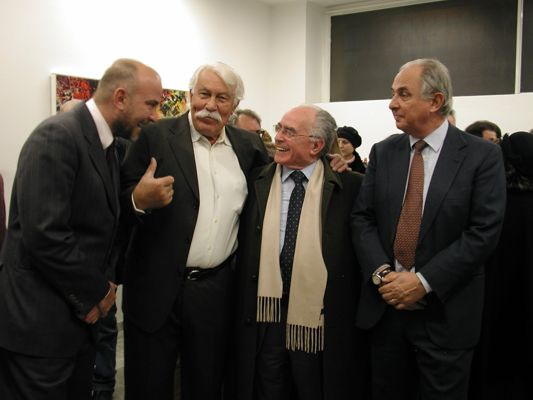 S.Beck, G.Mocenni, Sig.Tagliabue, S.Soddu