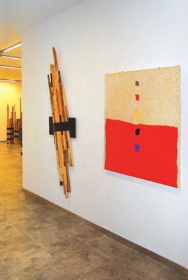 Mostra IN DUE. Alberto Gianfreda e Maria Teresa Moffa