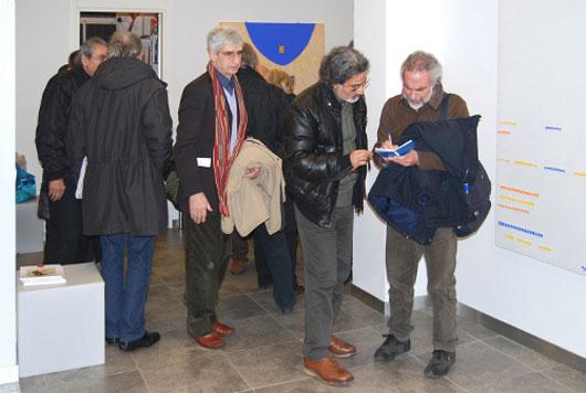 Giovanni Galli, Raffaele Penna, Luigi Sergi
