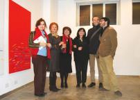 Caroline Gallois, Mariangela deMaria, Gabriella Brembati, Maria Teresa Moffa, Matteo Galbiati, Alberto Gianfreda