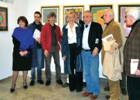 Gabriella Brembati, Giovanni Schiavo Campo, Gaetano Delli Santi, Renata Buttafava, Alvaro, Arch. Cuneo, Adalberto Borioli
