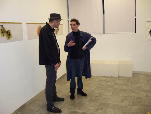 Christoph Scheuerecker e Giovanni Schiavocampo