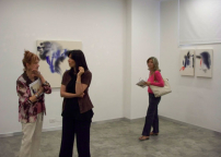 Vernissage della mostra IN DUE. Giovanna Fra e Giorgio Vicentini