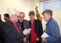 Adalberto Borioli, Arvaro, Dellisanti, e Tudor