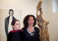 Manuela Franco e Patricia Mallia