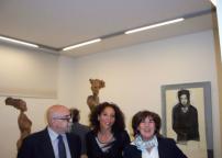 Margara, Patricia Mallia e Gabriella Brembati