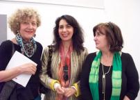 Emma Vitti, Melina Scalise e Gabriella Brembati